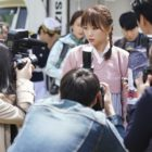 "Jin Ki Joo Suffers From PTSD In Front Of Reporters In ""Come And Hug Me"""