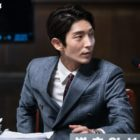 """Lee Joon Gi Spotted Helping Out The Production Staff On """"Lawless Lawyer"""""""
