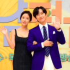 Hwang Jung Eum And Namgoong Min Share Thoughts On Reuniting After 7 Years Since Their Last Drama