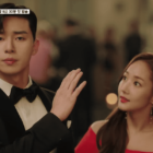 Watch: Park Seo Joon Frustrates Park Min Young By Being Lost In His Own World In New Drama Preview
