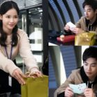 "Ha Yeon Soo Gifts EXO's Suho A Mysterious Present In ""Rich Man, Poor Woman"""