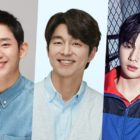 May Male Advertisement Model Brand Reputation Rankings Announced