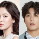 Song Hye Kyo Offered Role In Drama Which Park Bo Gum Is In Talks For