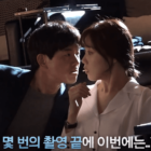 """Watch: Lee Sang Yoon And Lee Sung Kyung Get Close During Filming In """"About Time"""" Making Video"""