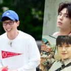 """Running Man"" Cast Reacts To Yoo Jae Suk Beating Park Bo Gum And Kang Daniel For ""No. 1 Star You Want As Your Teacher"""