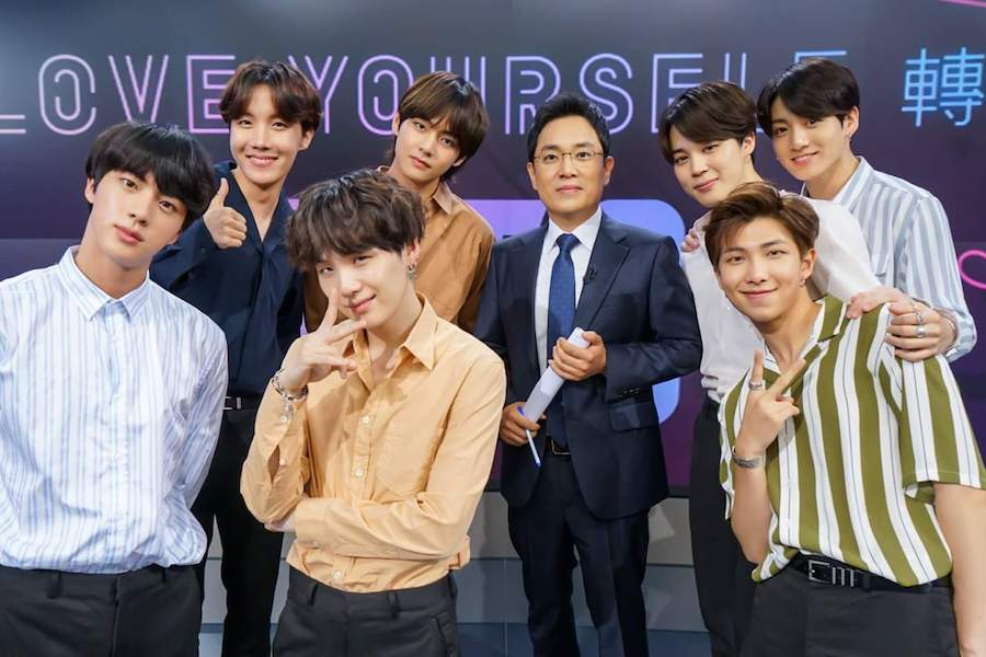 Bts To Guest On Sbs News For Special Interview Soompi