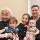 William And Bentley Unexpectedly Meet Sandara Park While Visiting The Famous YG Cafeteria