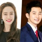 Song Ji Hyo And Park Shi Hoo Confirmed To Star In New Romantic Horror Comedy