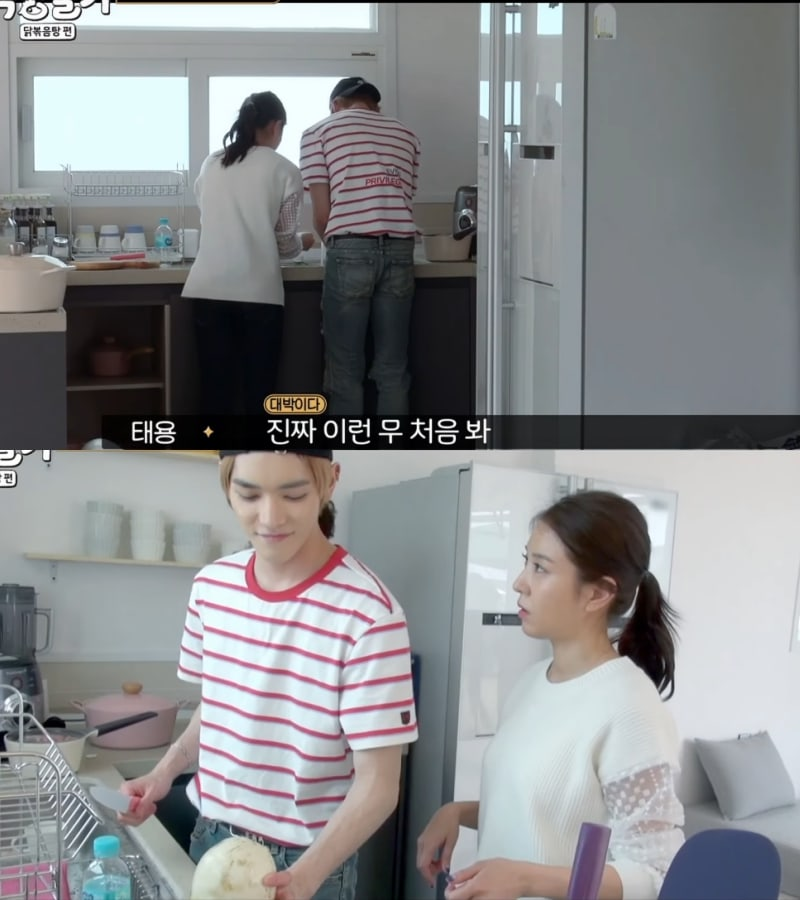 """NCT's Taeyong Impresses BoA And Rest Of """"Food Diary"""" Cast"""