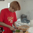 "NCT's Taeyong Impresses BoA And Rest Of ""Food Diary"" Cast With His Cooking Abilities"