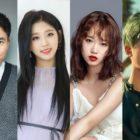 Watch: Jung Woo Sung, Members Of Lovelyz, Weki Meki, SF9, And More Participate In 2018 Ice Bucket Challenge