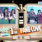 "Watch: BTS Gets 10th Win For ""Fake Love"" On ""Music Bank,"" Performances By Wanna One, Yubin, SHINee, And More"