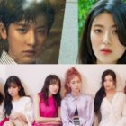 Watch: EXO's Chanyeol, Nam Ji Hyun, GFRIEND, And More Join 2018 Ice Bucket Challenge