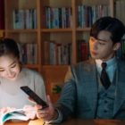 """Park Min Young And Park Seo Joon Enjoy A Library Date In """"What's Wrong With Secretary Kim"""""""