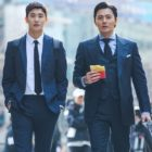 "Park Hyung Sik And Jang Dong Gun Describe What Viewers Should Watch Out For In Final Episodes Of ""Suits"""