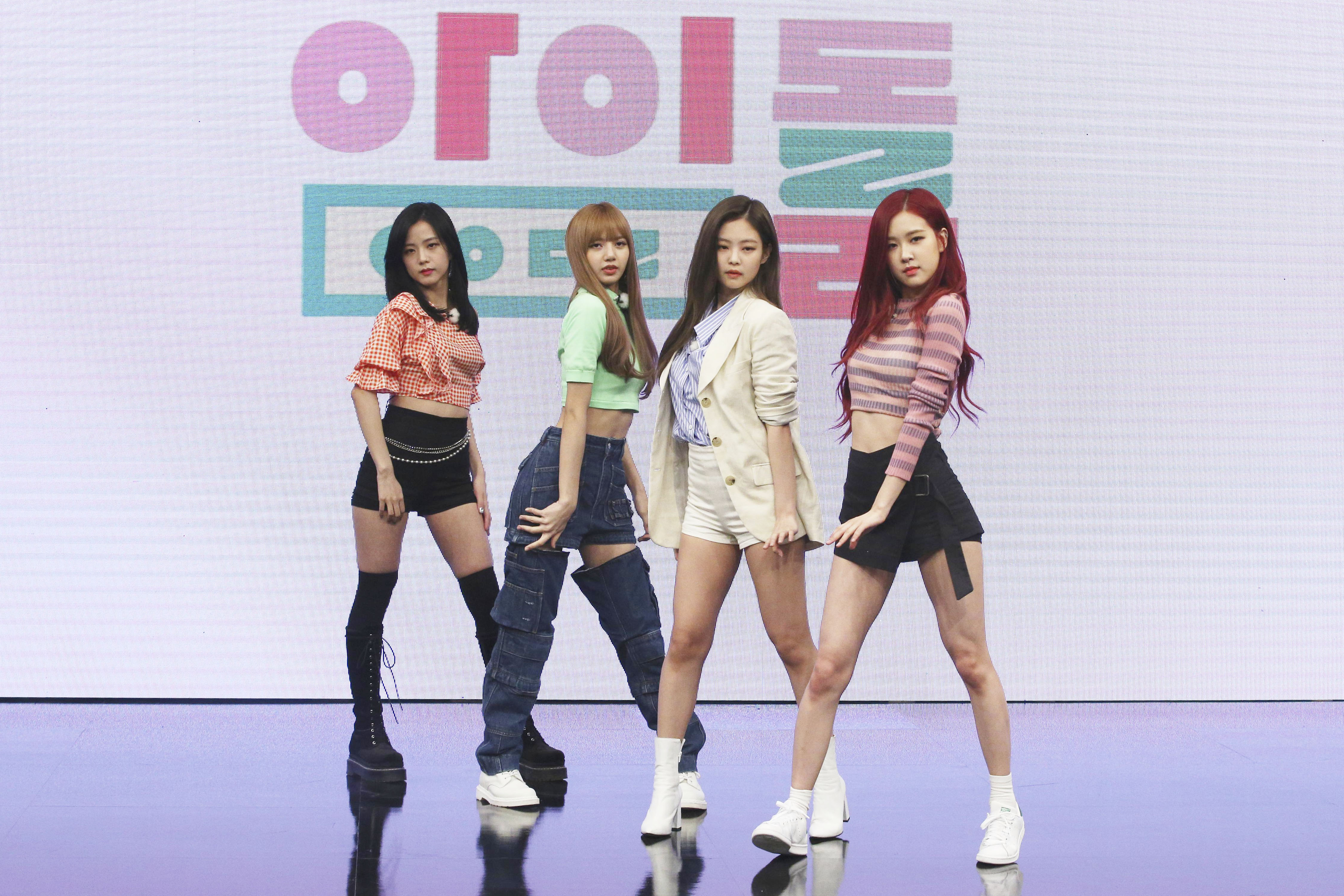 "BLACKPINK Confirmed To Appear On JTBC's ""Idol Room"" 