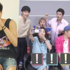"""Henry Surprises """"I Live Alone"""" Cast With A Sudden Reveal Of His Six-Pack"""