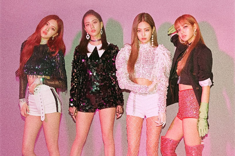 Blackpink Image Collections Invitation Sample And