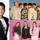 Yang Hyun Suk Congratulates iKON And BLACKPINK On Their Musical Success
