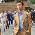 TVXQ's Changmin Is First Korean Celebrity To Attend Prada Show At Milan Fashion Week
