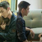 """""""Come And Hug Me"""" Shares More Photos Of Jang Ki Yong And Jin Ki Joo's Emotional Moments"""