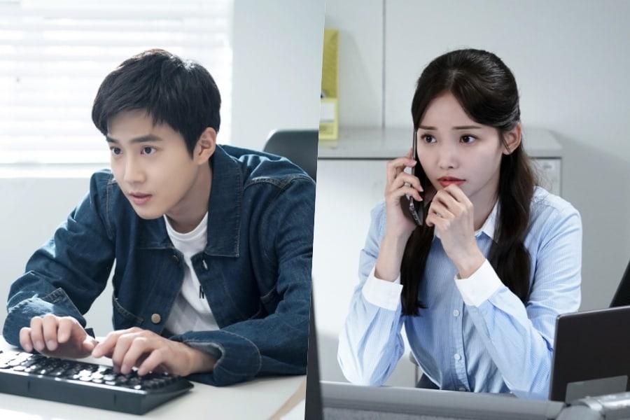 Phim tâm lý, tình cảm: Tập tiếp theo Chàng giàu nàng nghèo tập 13  được phát sóng vào ngày 20 tháng EXO-Suho-Ha-Yeon-Soo-0