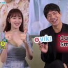 "Watch: ""About Time"" Co-Stars Lee Sung Kyung And Lee Sang Yoon Praise Each Other And Talk About First Impressions"