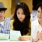 "Kim Jae Won, Nam Sang Mi, Jo Jae Hyun, And More Test Out Their Chemistry At Script Reading For ""Let Me Introduce Her"""