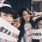 AOA's Jimin Talks About Best Friends Kim Heechul, Seolhyun, And Kim Shin Young