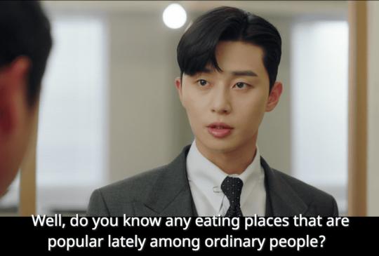 """Phim tâm lý, tình cảm: Park Min Young Chia Sẻ Cảm Xúc Về Thành Công Của """"Thư Ký Kim Sao Thế?"""" Secretary-kim-park-seo-joon9-540x365"""