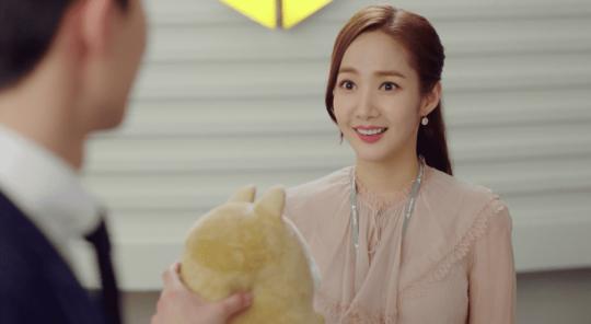 """Phim tâm lý, tình cảm: Park Min Young Chia Sẻ Cảm Xúc Về Thành Công Của """"Thư Ký Kim Sao Thế?"""" Park-min-young-secretary-kim1-540x296"""