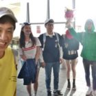 """Running Man"" Cast Surprised By Warm Welcome From Fans At London Airport"