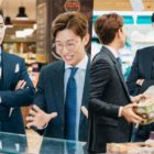 "Park Seo Joon And Kang Ki Young Bring Their Bromance To The Grocery Store In ""What's Wrong With Secretary Kim"""