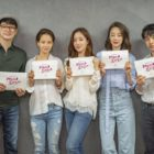Song Ji Hyo, Park Shi Hoo, And More Gather For First Script Reading Of New Drama