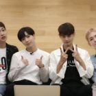 SHINee Talks About Travel, Acting, And More While Answering Fans' Questions