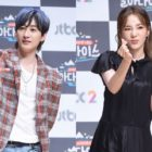 Eunhyuk And Sandara Park On Thinking They Couldn't Be Close Because They Were SM And YG