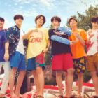 Watch: BTS And Park Bo Gum Have Fun In The Sun Together In Summery Ad