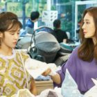 """Jo Bo Ah And Chae Si Ra Have Interesting Shopping Date In """"Goodbye To Goodbye"""""""