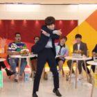 "Watch: Jung Seung Hwan Shows His Ongoing Love For Dancing With Cover Of BIGBANG's ""BANG BANG BANG"""