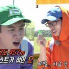 "Lee Kwang Soo And Yoo Jae Suk Prove Their Status As ""Icons Of Bad Luck"" On ""Running Man"""
