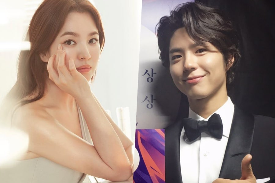 Song Hye Kyo And Park Bo Gum's Potential Drama In Talks To ...