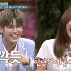 Wanna One's Ong Seong Woo Turns Girl's Day's Hyeri Into A Shy Fangirl