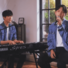 Watch: Yoon Gun And BTOB's Hyunsik Serenade In Stunning Live Performance Of Their New Remake Track