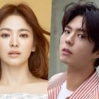 Song Hye Kyo And Park Bo Gum Confirmed To Star Together In New Drama