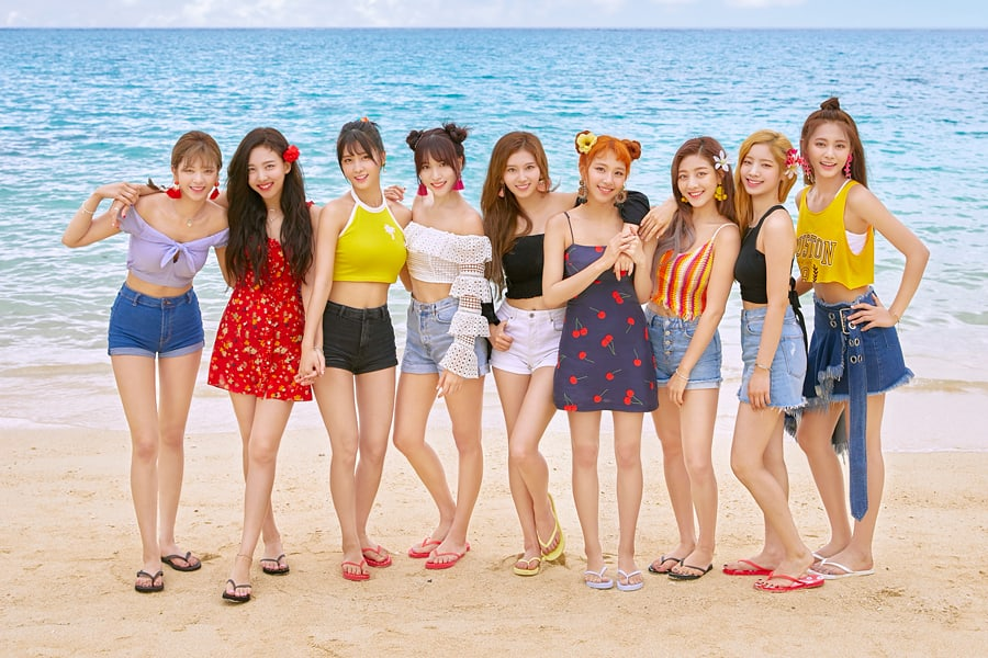 Twice Comeback Rilis Dance The Night Away, Ini Liriknya!