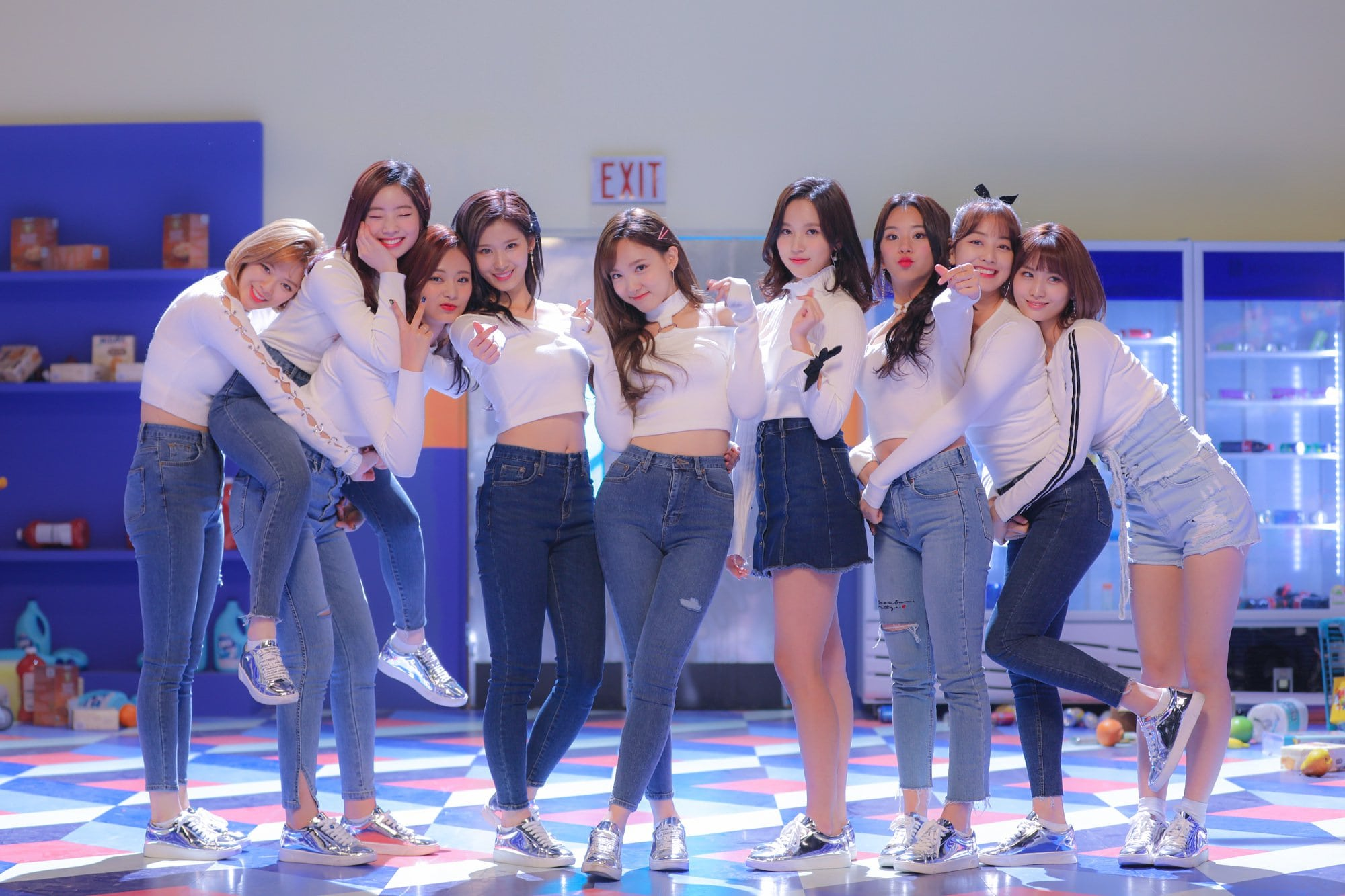Twice S Easy To Wear Mv Outfits We Want To Steal For Our Own