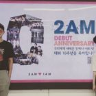 Jeong Jinwoon And Jo Kwon Celebrate 2AM's 10th Anniversary Together