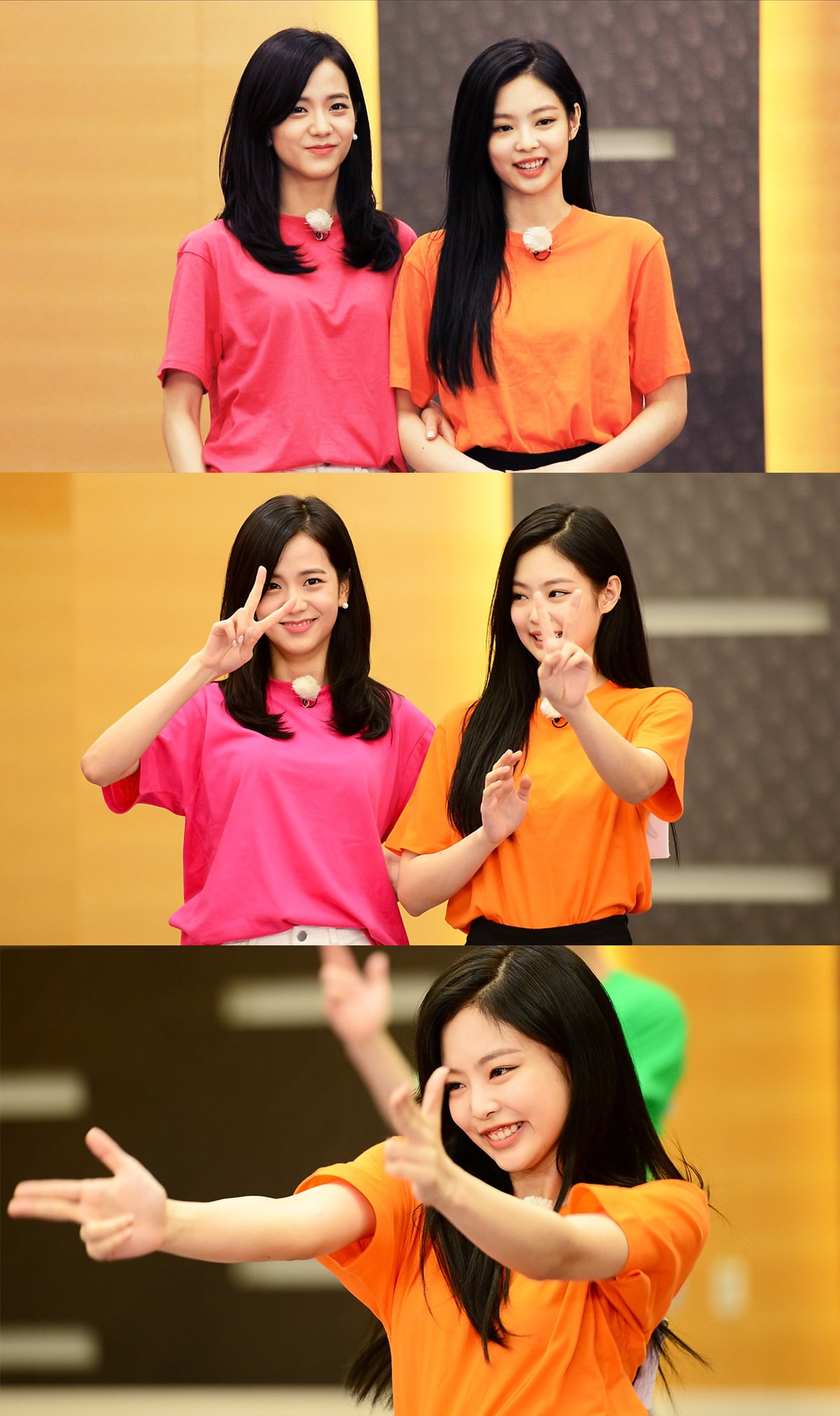 BLACKPINK's Jisoo And Jennie Are Adorable In New Stills From