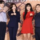 Nichkhun, Ha Ji Won, Kim Sejeong, And Kim Byung Man Talk About Their New Sci-Fi Variety Show