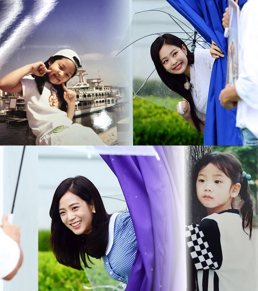 Blackpinks jennie and jisoo reveal their baby photos on running running man will air on july 15 at 450 pm catch up to the latest episode below stopboris Choice Image
